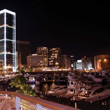 Appartamento a Zaitunay Bay Downtown Beirut, Libano – 1